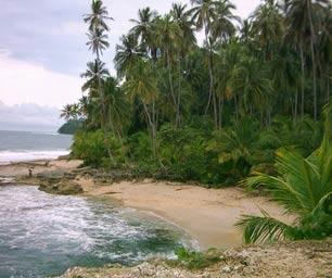 Costa Rica, Laenderinfo, Strand