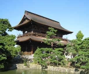 Japan, Laenderinfo, Tempel, Baume