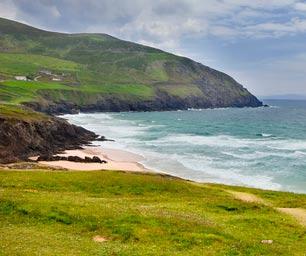 Schüleraustausch, Irland, Küste, Bucht