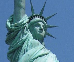 Schüleraustausch USA, Statue of Liberty