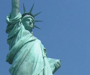 Schüleraustausch USA, New York, Freiheit