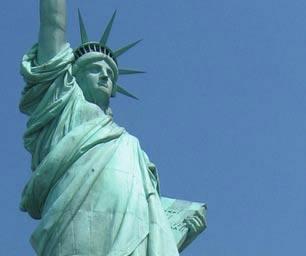Schueleraustausch USA, New York, Statue of Liberty