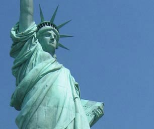 Schueleraustausch USA, New York, Statue of Liberty