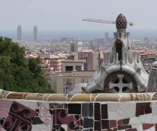 Spanien, Laenderinfo, Kunst, Gaudipark