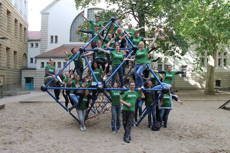 ayusa-intrax-soziales-engagement-Team-Event-2015-spielplatz