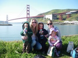 au-pair-usa-golden-gate-bridge-kinder-mutter