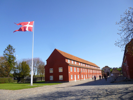 schueleraustausch-daenemark-schule-flagge-wind