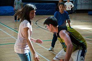 Schüleraustausch Irland, Ferien-Programm, Sport