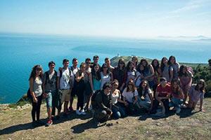 Schüleraustausch Irland, Ferien-Programm, Gruppe