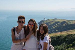 Schüleraustausch Irland, Ferien-Programm, Freunde