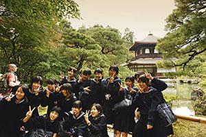 schueleraustausch-japan-schuelergruppe-tempel