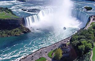 schueleraustausch-kanada-niagara-faelle-oben