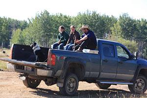 schueleraustausch-kanada-truck-familie