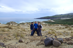 schueleraustausch-neuseeland-strand-freunde