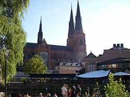 schueleraustausch-schweden-kirche-sommer