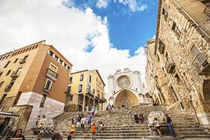 schueleraustausch-spanien-treppe-kirche