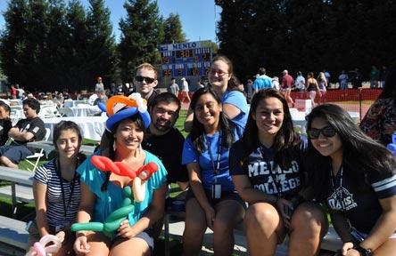 College Stipendium USA, California, Menlo College, Schule, Menschen