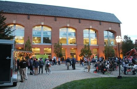 College Stipendium USA, Moravian College, Elternbegrüßung, Einführung