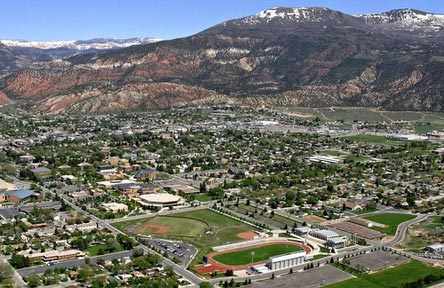 College Stipendium USA, Southern Utah University, Sportstätte, Gelände