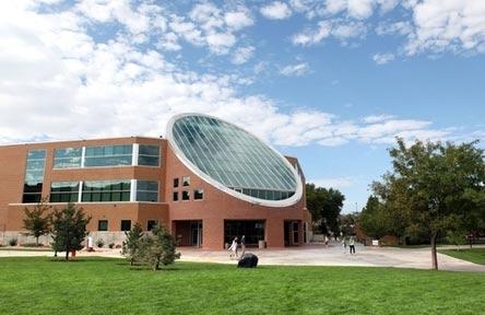 College Stipendium USA, Southern Utah University, Vorlesungsgebäude