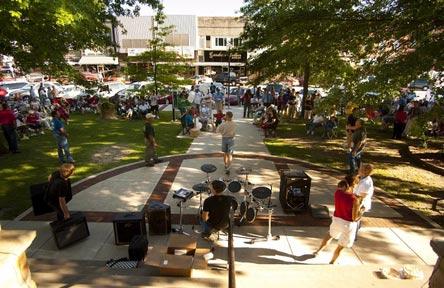 College Stipendium USA, Truman State University, Band, Einführung