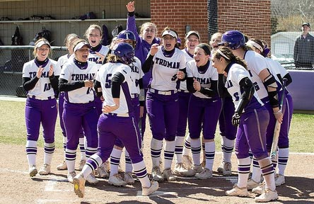 College Stipendium USA, Truman State University, Softball, College Sports