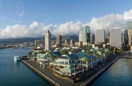 hawaii pacific university von oben