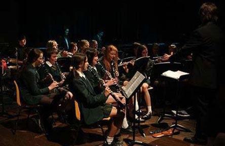 schueleraustausch-australien-schulwahl-the-forest-high-school-musik