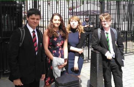 Schüleraustausch, England, Schulwahl, Canterbury Academy