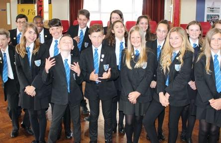 Schüleraustausch, England, Schulwahl, Fitzharry's School