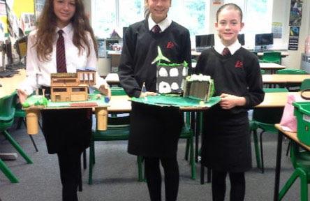Schüleraustausch England, Schulwahl, Lavington School, Kunstunterricht