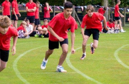 Schüleraustausch England, Schulwahl, Lavington School, Fussball