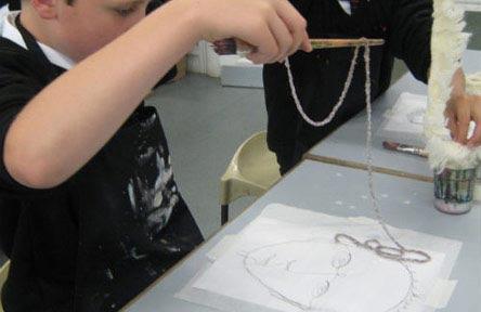 Schüleraustausch England, Schulwahl, Lavington School, Werkunterricht