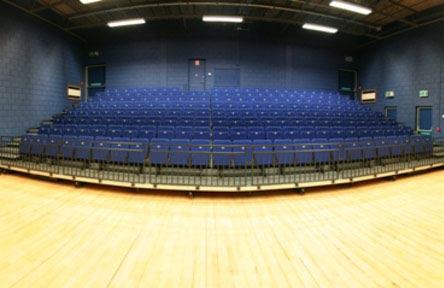 Schüleraustausch England, Schulwahl, Mark Rutherford School, Theater