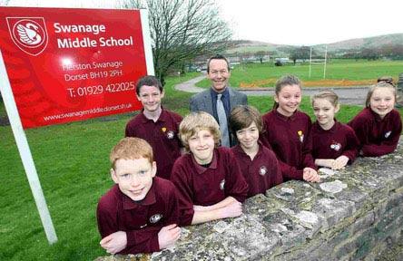 Schüleraustausch England, Schulwahl, Swanage School