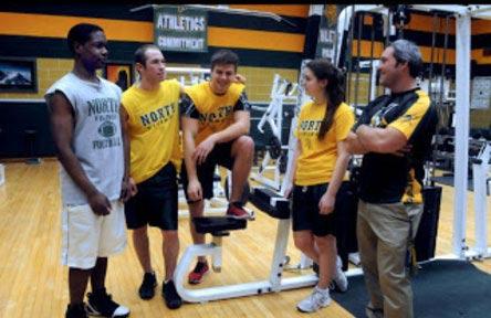 schueleraustausch-kanada-schulwahl-barrie-north-collegiate-fitness