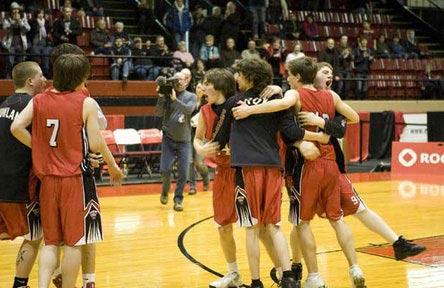 schueleraustausch-kanada-schulwahl-bathurst-high-school-team