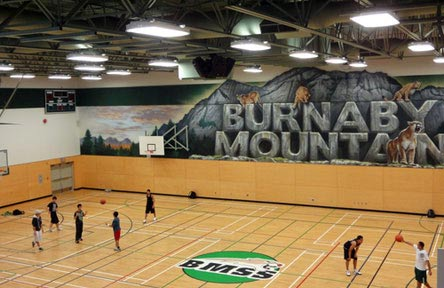schueleraustausch-kanada-schulwahl-burnaby-mountain-secondary-school-turnhalle