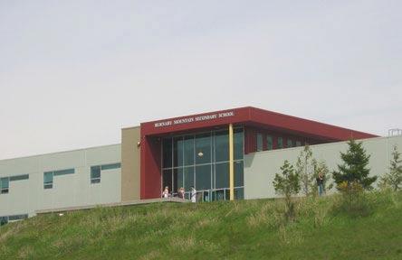 schueleraustausch-kanada-schulwahl-burnaby-mountain-secondary-school-campus