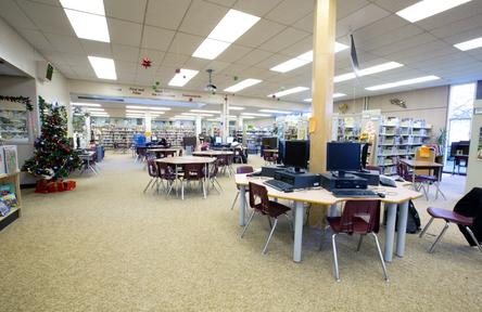 Schüleraustausch, Kanada, Schulwahl, Burnaby North, Aufenthaltsraum