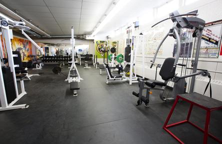Schüleraustausch, Kanada, Schulwahl, Burnaby North, Fitnessraum