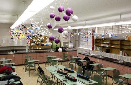 Schüleraustausch, Kanada, Schulwahl, Burnaby North, Labor