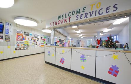 Schüleraustausch, Kanada, Schulwahl, Burnaby North, Student Service