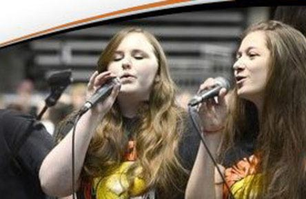 Schüleraustausch Kanada, Schulwahl, Clarke Road Secondary School, Konzert