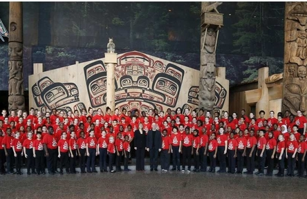 Schüleraustausch, Kanada, Schulwahl, Ecole de la Salle, Chor