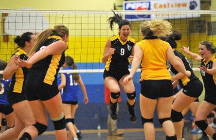 schueleraustausch-kanada-schulwahl-nantyr-shores-secondary-school-volleyball-team