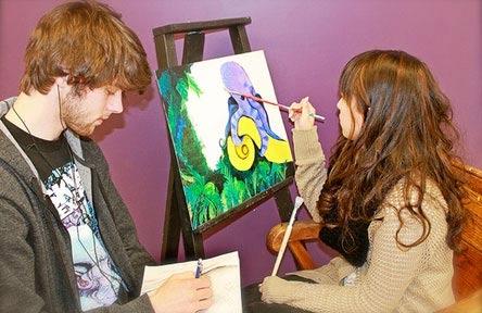 schueleraustausch-kanada-schulwahl-saint-malachys-memorial-high-school-kunstunterricht