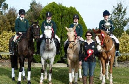 schueleraustausch-neuseeland-schulwahl-rangiora-high-school-pferd