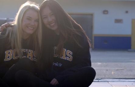 Schüleraustausch USA, Birminghamd High School Freunde