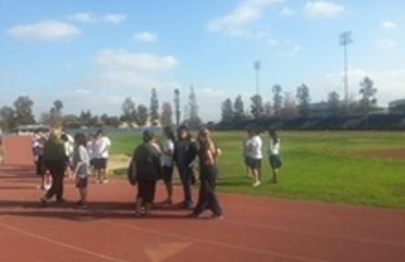Schüleraustausch USA, Birminghamd High School Sport